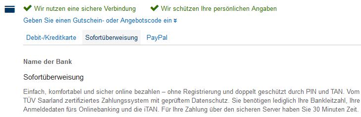 expedia ohne kreditkarte bezahlen