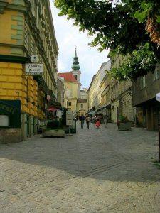 Hotel Wien  Einkaufsmeile Mariahilfer Straße