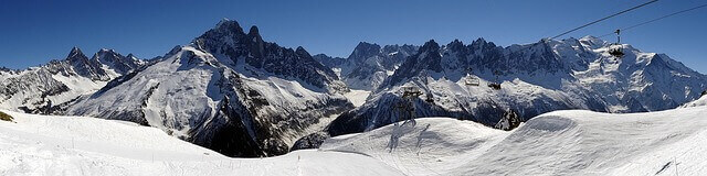 Buchen Sie ein Skihotel in Mexiko